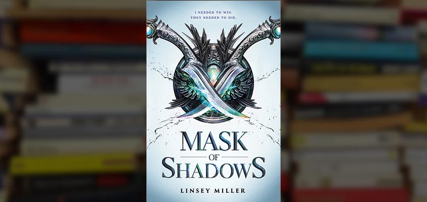 'Mask of Shadows': An amazing YA fantasy with a genderfluid main character